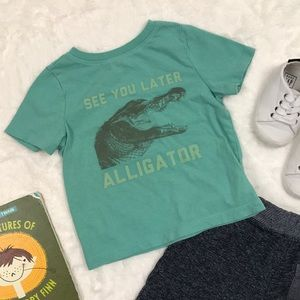 See You Later Alligator Tee